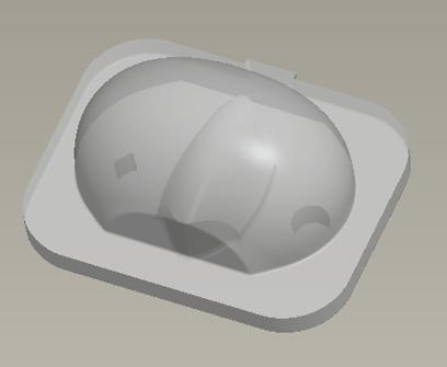 Rectangular Beam Optic 290
