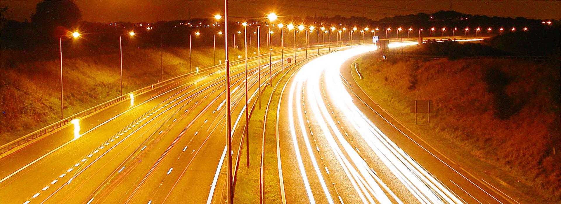 Slider LED Street Lighting