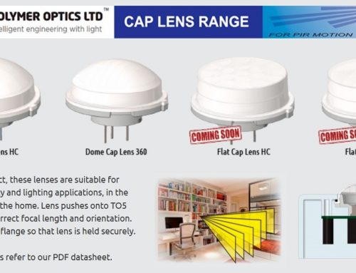 New Cap Lens released