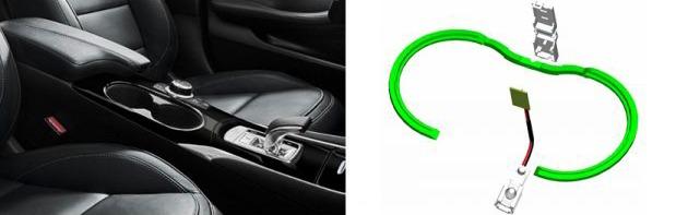 Automotive 16 - Infiniti Q30 Interior Illumination