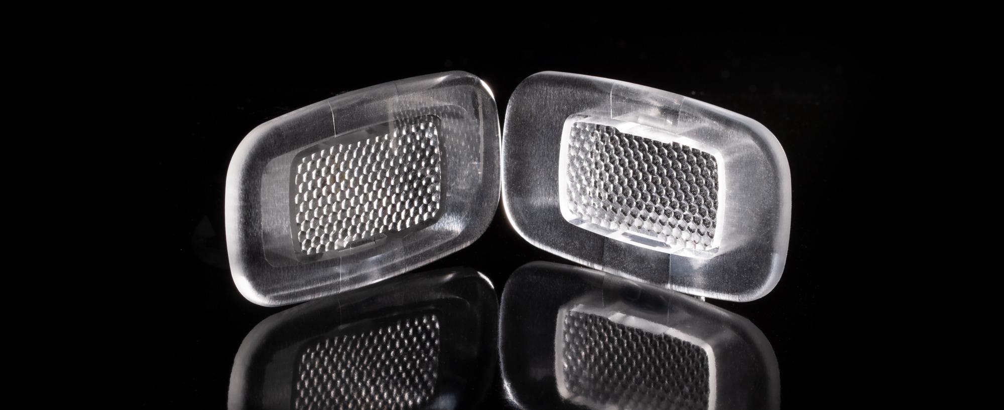 Infiniti Q30 interior Lens - Product & Development
