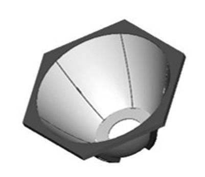 Support frame 1 2 - Hybrid Reflectors